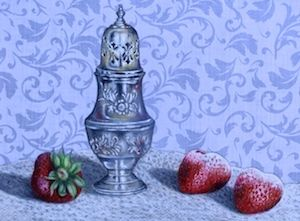 Sugar Shaker & Strawberries