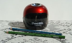 IPoint Ball Battery Powered Pencil Sharpener