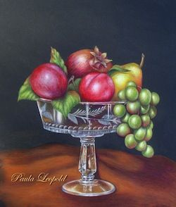 Pedestal of Fruit