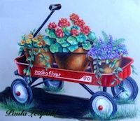 Radio Flyer Wagon-Just Keeps on a Goin